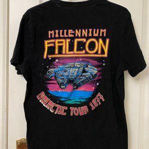 Millennium Falcon TOUR Shirt - STAR WARS SHIRT